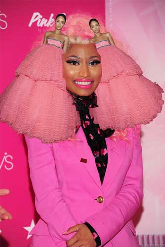 Nicki-minaj-pink-color