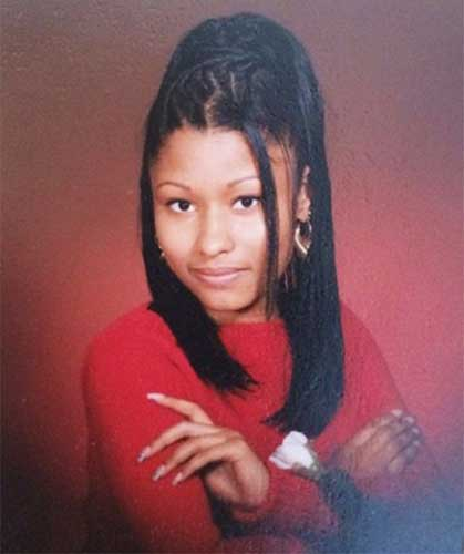 nicky-minaj-Youth-of-a-potential-star