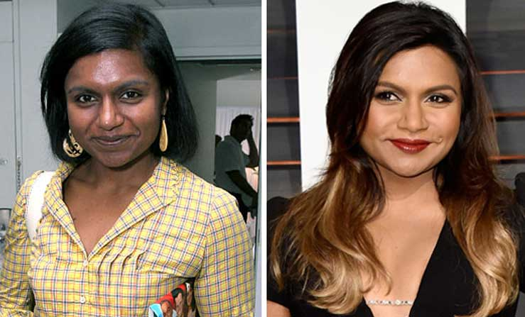 mindy-kaling-skin-lightening