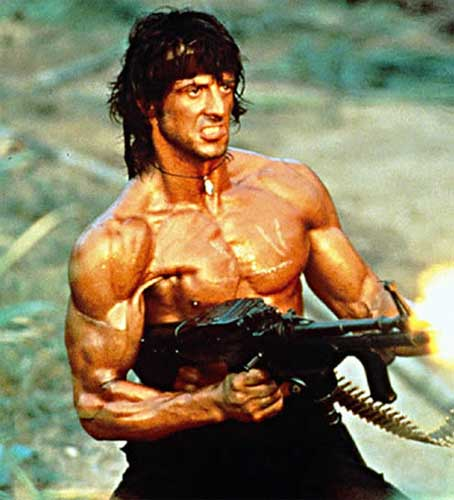 Sylvester Stallone Plastic Surgery