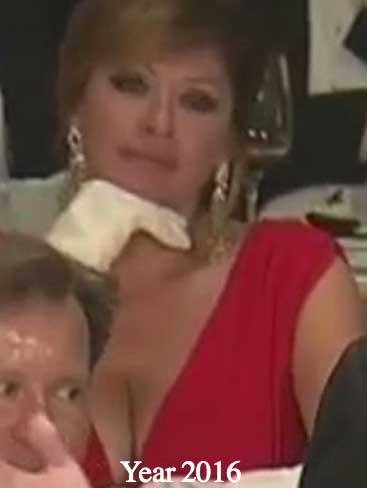 Maria Bartiromo Tits