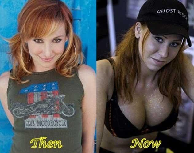 Kari Byron plastic surgery