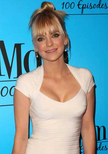 Anna Faris Before and After