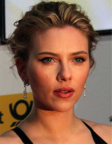 Scarlett Johansson before and after
