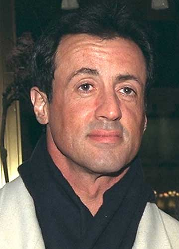 Sylvester Stallone Young