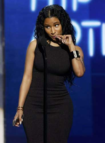 Nicki Minaj Plastic Surgery